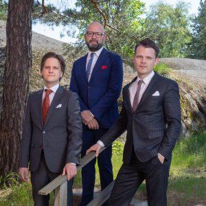 Trinity press photo. Photo: Palli Kristmundsson